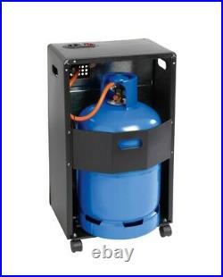 4.2kW 3 Heat Settings Portable Butane Calor Gas Space Cabinet Heater Winter New