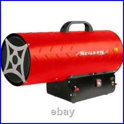 50KW Lpg Gas Space heater with hose & regulator New CT2141