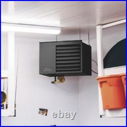 80000 BTU Natural Gas Garage Workshop Unit Heater Spark Ignition Space Warmer