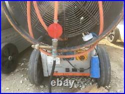 Ambirad Tornado 600 Industrial Marquee Indirect Gas Space Heater