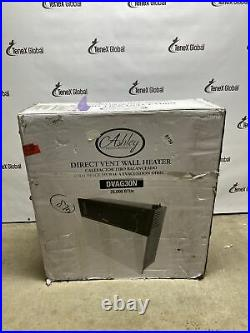Ashley Hearth Products DVAG30N 25000 BTUs Direct Vent Natural Gas Heater Q-2