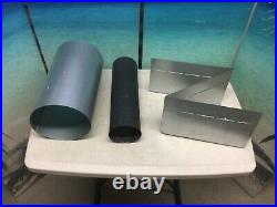 Ashley Hearth Products Direct Vent Wall Heater DVAG17N 17,000 BTU Nat Gas New