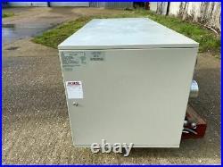 BENSON VARIANTE INDUSTRIAL SPACE HEATER / WARM AIR GAS HEATER 96 Kilowatt