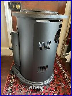 BRAND NEW Calor Provence 3kw Portable Flueless Gas Stove Heater (Matt Black)