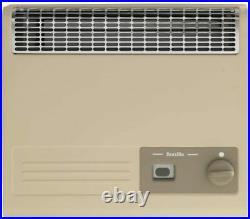 Baxi Beige Brazilia F5 Natural Gas Wall Heater Rotary Knob 504521