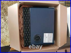 Cabinet Gas Heater Lifestyle Azure Blue Cabinet Heater BRAND NEW