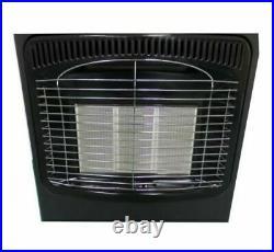 Cabinet calor Mobile Gas Heater Room Indoor Portable Ceramic Piezo Butane 4.2 kW