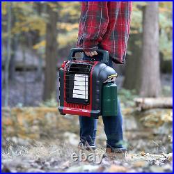 Calefactor a de gas portatil calefactores calentador para invierno frio propano