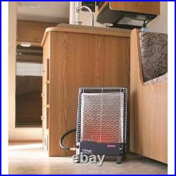 Camco 57341 Olympian Wave-6 Catalytic Safety 6000 BTU Heater NEW