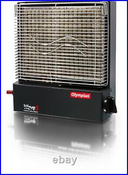 Camco Olympian RV Wave-3 LP Gas Catalytic Safety Heater Multicolor 3000 BTU NEW