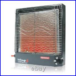 Camco Olympian RV Wave-6 LP Gas Catalytic Safety Heater Portable 3200 6000 BTU