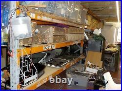 Carver Gas Space Heater Caravan Boat Camper Conversion Ch1-1-dd-120
