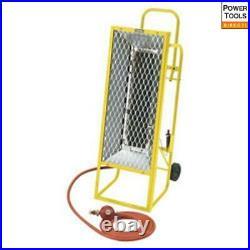 Clarke GRH35 Portable Radiant Gas Heater