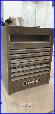 Combat Gas Space Heater 53KW