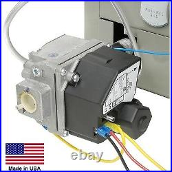Commercial Heater 175,000 BTU Natural Gas 4,375 sqft 2,550 CFM 120 Volts