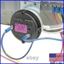 Commercial Heater 175,000 BTU Natural Gas & Propane 4,375 sqft 2,550 CFM