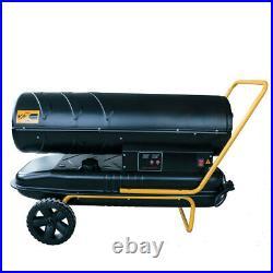 Copper Fan Heater Industrial Workshop Garage Agriculture Gas Petrol Space Heater