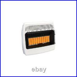 Dyna-Glo IR30PMDG-1 30,000 BTU Liquid Propane Vent Free Infrared Wall Heater