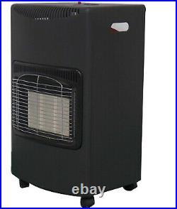 ELPINE portable calor gas heater 4.2 KW butane LPG home heating cabinet fire reg
