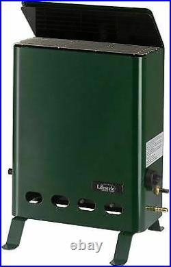 Eden Gas Greenhouse Heater 2kW