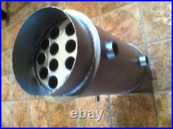 Exhaust Gas Heat Exchanger Smoke Pipe Heat Exchanger DN180 Water-Bearing