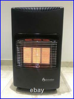 Extra Gas Portable Gas Heater Freestanding Complete With Regulator and Hose