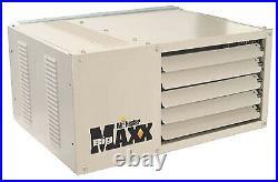 F260550 Big Maxx Natural Gas Unit Heater, 50,000-BTU Quantity 1