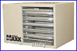 F260590 Big Maxx Natural Gas Unit Heater, 125,000-BTU Quantity 1