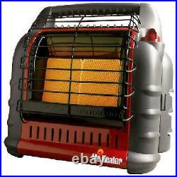 F274805 Big Buddy Propane Heater, 4000/9000/18,000-BTU