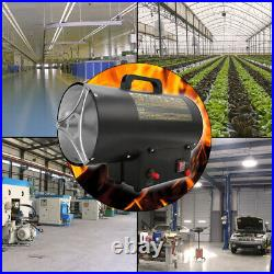 Gas Heater Gas Space Heater 10-30kw Cut-off protection Industrial Heater Garage