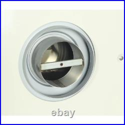 Gas Wall Heater 17,000 BTU Vented Convection Dial-Control Surface Mounted