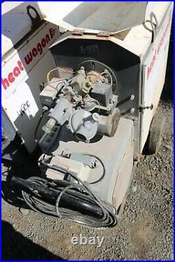 HEAT WAGON VG400 Portable Gas Heater