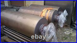 Heat Exchanger Bhkw Exhaust Gas Combustion Chamber Burner Oil 150 Kw Fan Heater