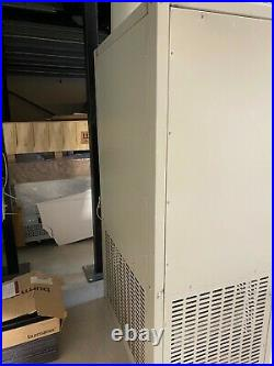 Industrial gas space heater