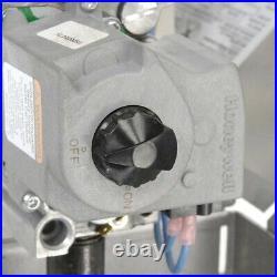 Infrared Natural Gas Heater 80,000 BTU 3,000 Sqft 120 Volts Radiant