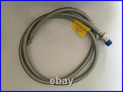 Lpg Natural Gas Heater Hose Male Bayonet 3/8 Bsp 9 Meter Long Custom Made