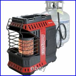 MR. HEATER 11,000 BTU Radiant BuddyFLEX Propane Heater F600100 1 Each