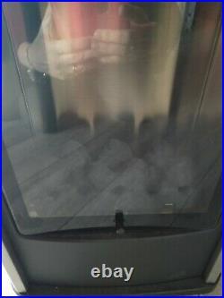 Manhattan 3.4kw Portable Gas Heater with 15kg Calor Gas Bottle