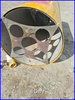 Master Blp73dv Propane Gas Space Heater 110v