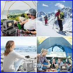 Milestone Camping Outdoor Caravan Fishing Butane Gas Canister Portable Heater