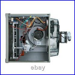 Modine Hot Dawg 45,000 BTU Natural Gas Garage Ceiling Heater