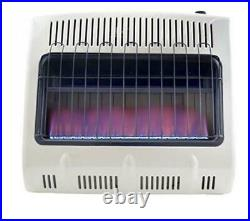 Mr. Heater 30,000 BTU Vent Free Blue Flame Natural Gas Pack of 1