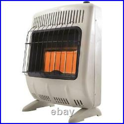 Mr Heater 3311800 Heater 20K Btu LP Gas 3 Plaque