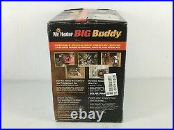 Mr. Heater Big Buddy Hunting Camping Portable Propane Gas Heater Red MH18B