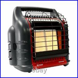 Mr. Heater F274805 Big Buddy Gas Powered Bundle Propane Heater 16 oz