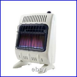 Mr Heater F299711 Vent-free Blue Flame Natural Gas Heater 10000 Btu Hr