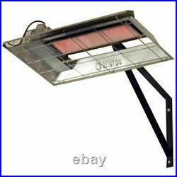 Mr Heater HeatStar 25K Nat Gas Infrared Radiant Garage Heater F125444