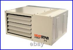 Mr Heater Heatstar 50,000 BTU N Gas Shop Garage Unit Heater Includes LP Kit