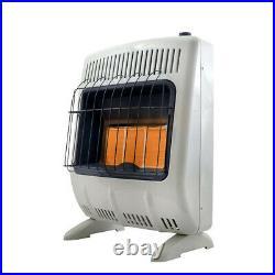 Mr. Heater, Inc. F299821 Mr Heater Vent-free 20k Btu Radiant Natural Gas Heater