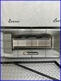 Mr. Heater MH25NG 25,000 Natural Gas Garage Heater Y-26